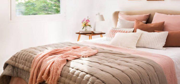 Espectaculares diseños para un dormitorio fresco