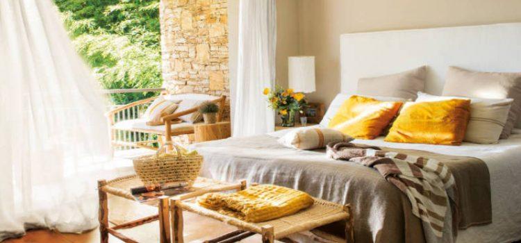 Habitación fresca